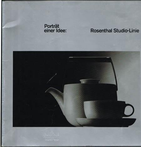Porträt einer Idee: Rosenthal Studio-Linie.