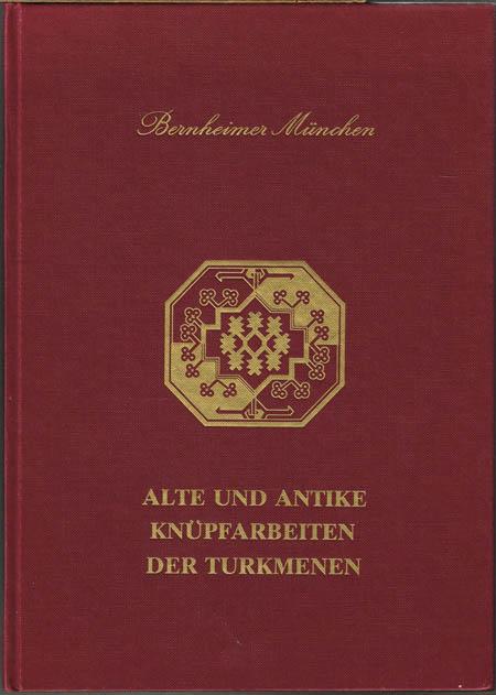 Alte und Antike Knüpfarbeiten der Turkmenen.