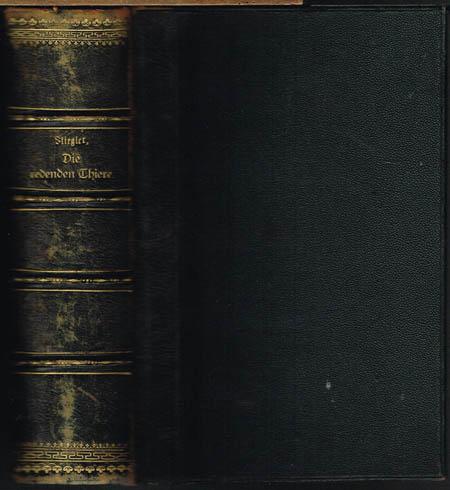 Giambattista Casti: Die redenden Thiere, ein episches Gedicht. Nebst einem zusätzlichen Gesange: Ueber den Ursprung des Werks. Aus dem Italienischen übersetzt von J. E. A. Stiegler. 2 Bände in 1.