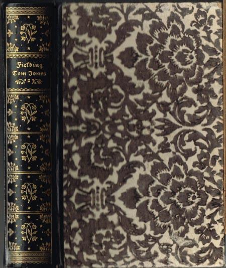 Henry Fielding: Geschichte des Thomas Jones eines Findelkindes. Roman. In der alten Übersetzung von J. J. Bode. Zweiter Band.