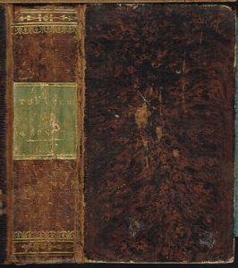 Friedrich Ludwig Zacharias Werner: Die Söhne des Thales. Ein dramatisches Gedicht. Erster Theil: Die Templer auf Cypern. Zweyter Theil: Die Kreuzesbrüder.