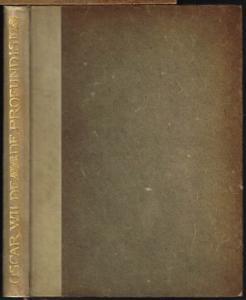 Oscar Wilde: De Profundis. Aufzeichnungen und Briefe aus dem Zuchthaus in Reading. Herausgegeben und eingeleitet von Max Meyerfeld.