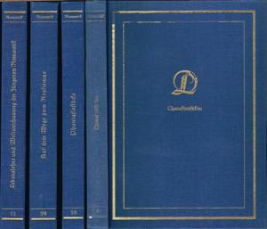 Paul Kluckhohn (Hrsg.): Deutsche Literatur. Sammlung literarischer Kunst- und Kulturdenkmäler in Entwicklungsreihen. Reihe Romantik. Bände 1 - 23 (von 24).