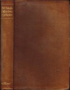 H. C. Andersen. Gesammelte Märchen und Geschichten. Dritter Band.