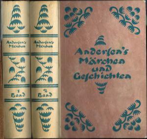 Andersen's Märchen und Geschichten. 2 Bände.