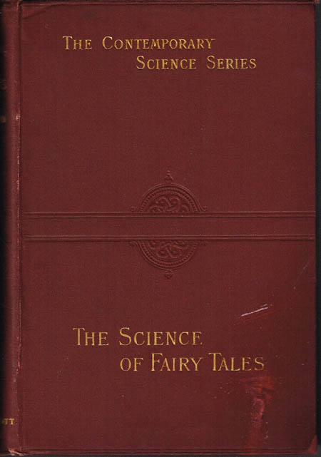 Edwin Sidney Hartland: The Science of Fairy Tales. An Inquiry into Fairy Mythology.