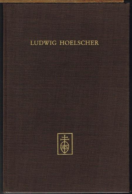 Wolf-Eberhard von Lewinski: Ludwig Hoelscher.