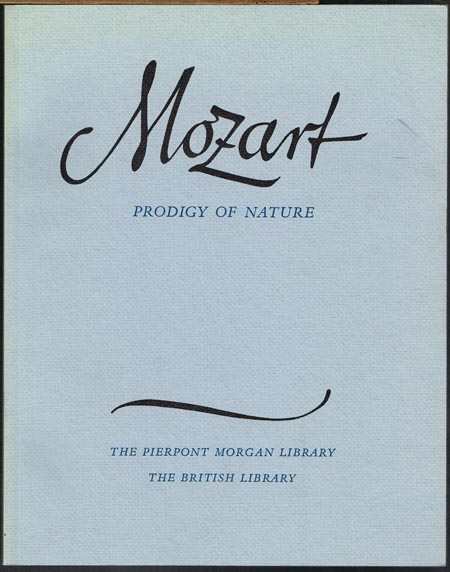 Mozart. Prodigy of Nature.