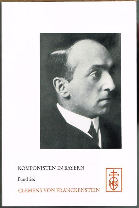 A.D. McCredie: Clemens von Franckenstein.