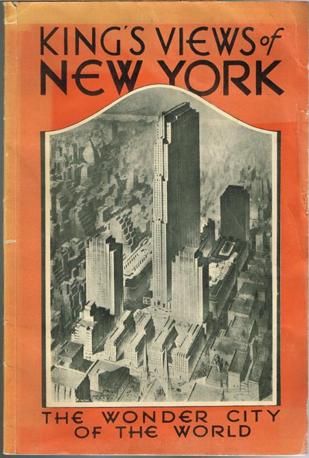 Kings Views of New York. The Wonder City of the World.