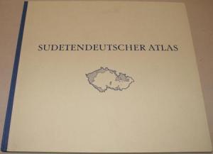 Sudetendeutscher Atlas. Unter Mitarbeit von E. Bachmann, A. Hammerschmidt, K. Oberdorfer, H. Raschhofer, E. Schwarz, W. Weizsäcker herausgegeben von E. Meynen.