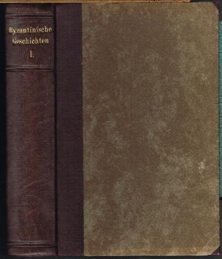 Aug. Fr. Gfrörer: Geschichte Venedigs von seiner Gründung bis zum Jahre 1084.