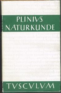 C. Plinius Secundus d. Ä. Naturalis Historiae. Naturkunde. Lateinisch-deutsch. Buch VIII. Zoologie: Landtiere. Herausgegeben und übersetzt von Roderich König in Zusammenarbeit mit Gerhard Winkler.
