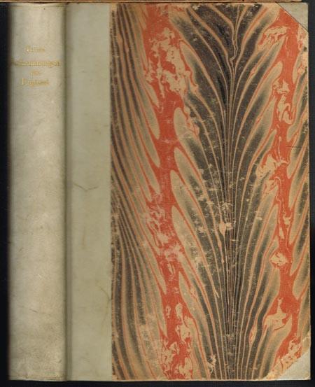Hipplyte Taine: Aufzeichnungen über England. Autorisierte Ausgabe. Aus dem Französischen übertragen von Ernst Hardt.