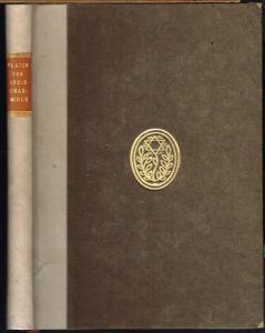 Platons Ion / Lysis / Charmides. Ins Deutsche übertragen von Rudolf Kassner.