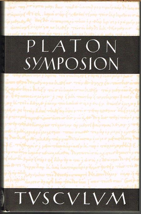 Platon. Symposion herausgegeben und übersetzt von Franz Boll. Neu bearbeitet von Wolfgang Buchwald.