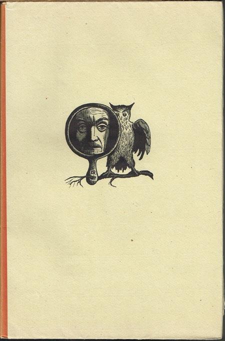Ulenspiegel. Achtundsechzig seiner Geschichten nach den ältesten Drucken des Volksbuches herausgegeben von Konrad F. Bauer. Mit zweiundzwanzig Holzschnitten von Karl Rössing.