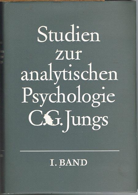 Studien zur analytischen Psychologie C. G. Jungs. Band 1: Beiträge aus Theorie und Praxis. Band 2: Beiträge zur Kulturgeschichte. 2 Bände.