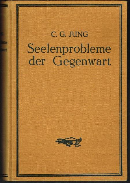 C[arl] G[ustav] Jung: Seelenprobleme der Gegenwart.