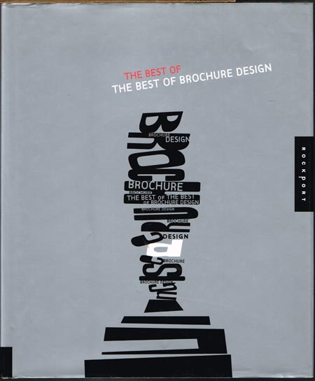 The Best of The Best of Brochure Design.