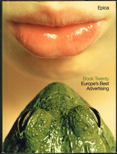 Book 20. Europe's Best Advertising.