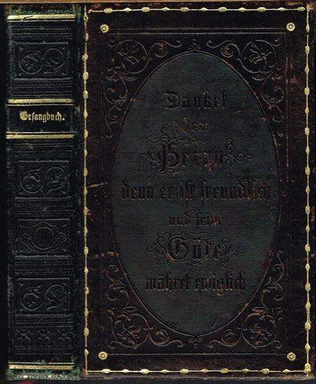 Allgemeines Evangelisches Gesangbuch für das Großherzogthum Hessen.