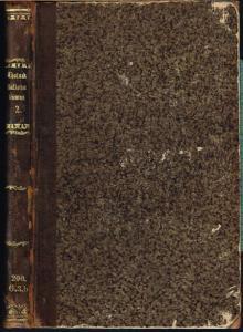 [Friedrich] A[ugust Gottreu] Tholuck: Das kirchliche Leben des siebzehnten Jahrhunderts. Zweite Abtheilung. Die zweite Hälfte des siebzehnten Jahrhunderts.