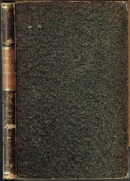 Heinrich Ernst Ferdinand Guericke: Geschichte der Reformation.