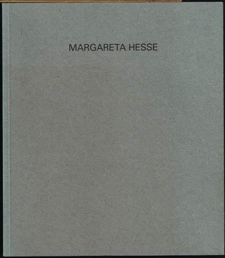 Margareta Hesse. Objekte - Installation.