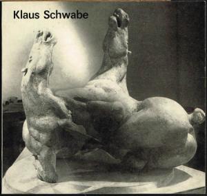 Klaus Schwabe. Zwischenbilanz. Plastik, Aquarelle, Handzeichnungen aus zwei Jahrzehnten.