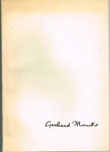 Gerhard Marcks. Skulpturen, Handzeichnungen, Druckgraphik.