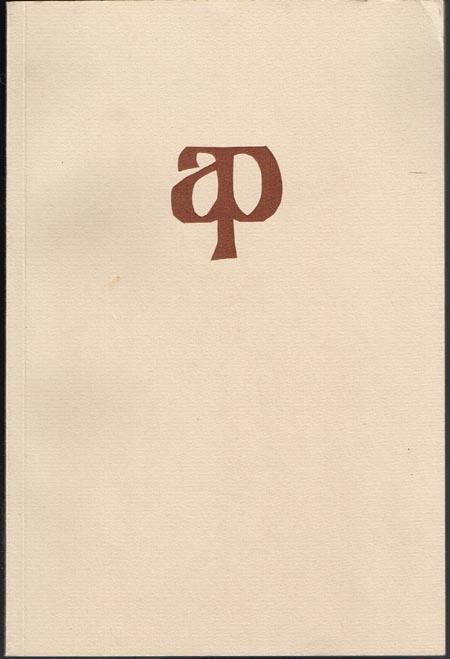Zehn Jahre Aldus-Presse Reicheneck. Herausgegeben von der Württembergischen Landesbibliothek Stuttgart.