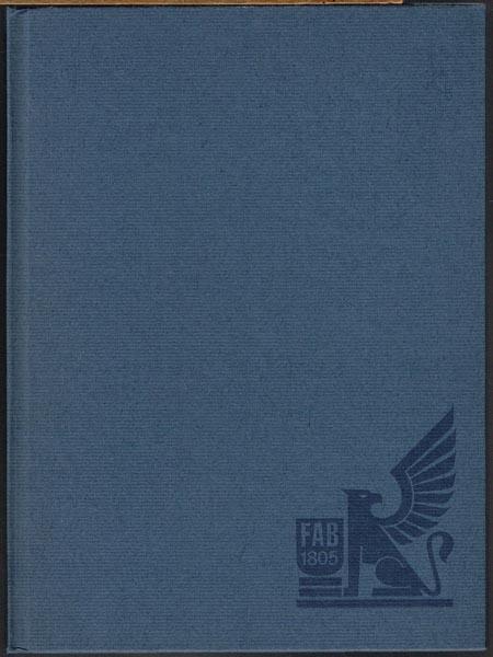 Ein Jubiläum des Wissens. 175 Jahre F.A. Brockhaus. Mit Beiträgen von Walther Killy, Thilo Koch und Richard Toellner.
