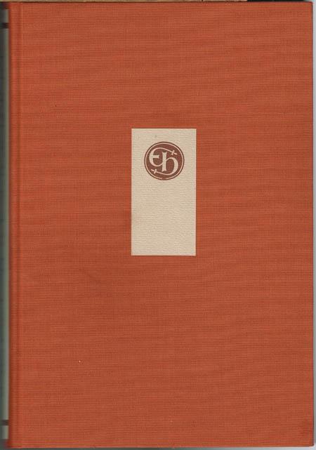Ernst Hauswedell 1901-1983. Herausgegeben im Auftrage der Maximilian-Gesellschaft von Gunnar A. Kaldewey.