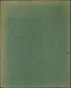 Verlag Kiepenheuer & Witsch. Joseph Caspar Witsch 1906-1967.