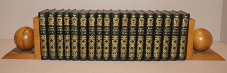 Jean Paul's sämmtliche Werke. Dritte vermehrte Auflage. 34 Bände in 18.