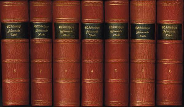 E. G. Kolbenheyer. Gesammelte Werke in acht Bänden. 7 Bände von 8 (es fehlt Band 5).