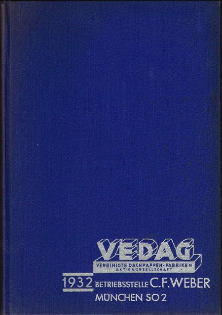 C. Falian (Hrsg.): VEDAG-Buch 1932.