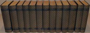 Leo Tolstoi. Gesamtausgabe des dichterischen Werkes in Einzelausgaben. 14 Bände. Herausgegeben von Erich Boehme.