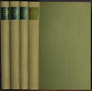 Ödön von Horváth. Gesammelte Werke. Herausgegeben von Traugott Krischke und Dieter Hildebrandt. 4 Bände.