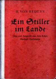 Ein Stiller im Lande. Züge und Zeugnisse aus dem Leben Gerhard Tersteegens, 1929