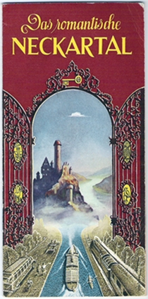 Das romantische Neckartal, Nordbadischer Fremdenverkehrsverband
