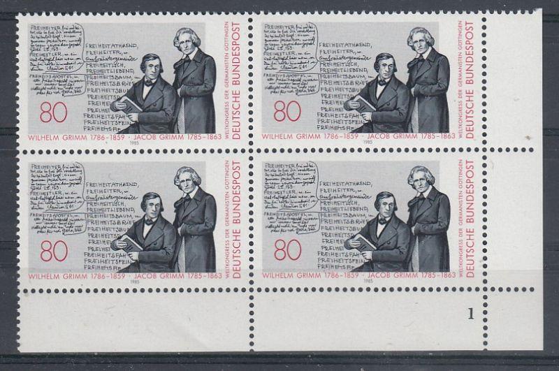 Bund Mi.-Nr.: 1236 Vb Formnummer postfrisch