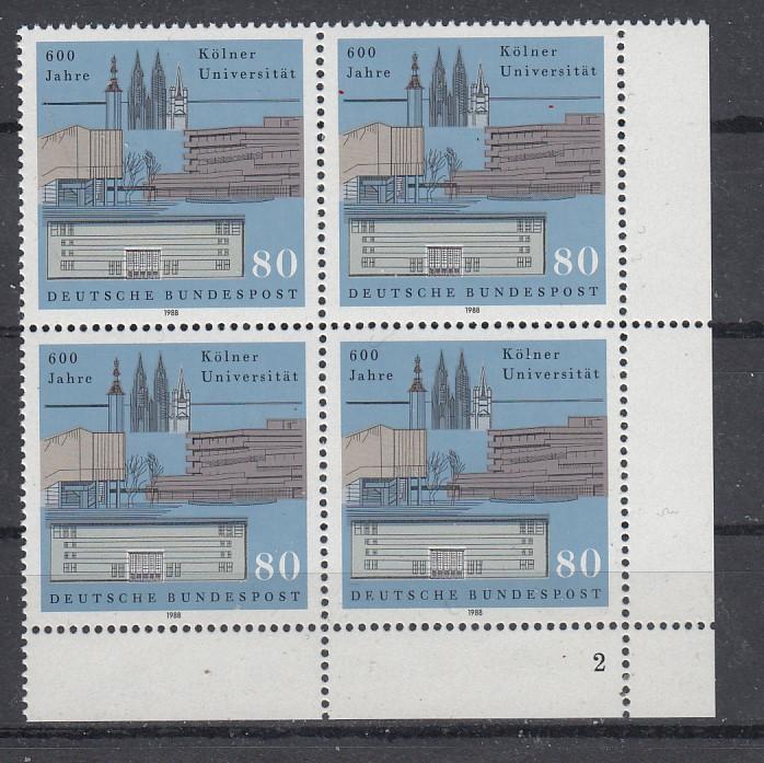 Bund Mi.-Nr.: 1370 Vb Formnummer postfrisch