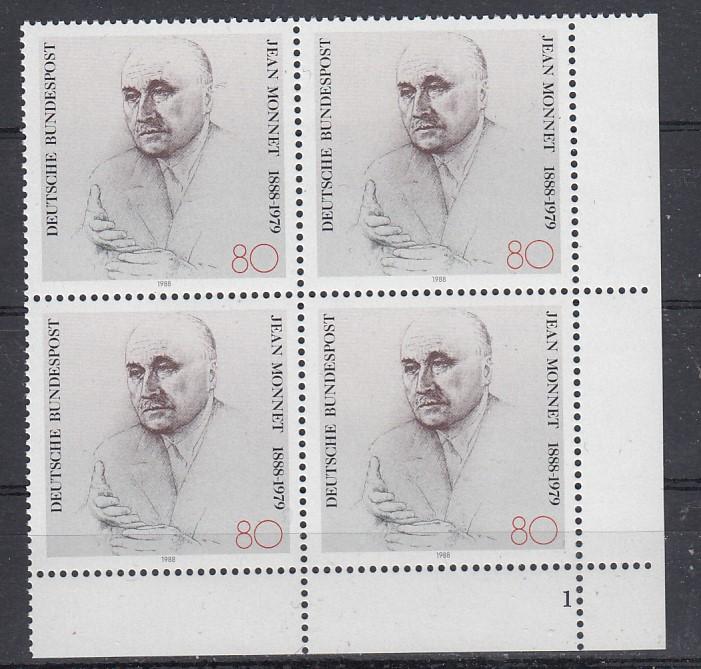 Bund Mi.-Nr.: 1372 Vb Formnummer postfrisch