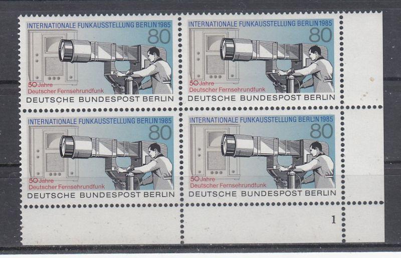 Berlin Mi.-Nr.: 741 Vb Formnummer postfrisch
