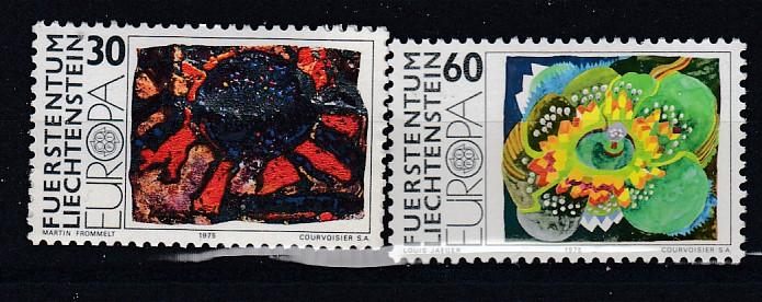 Liechtenstein Mi.-Nr.:  623/24  postfrisch