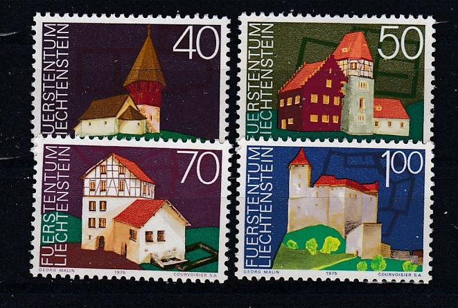 Liechtenstein Mi.-Nr.:  630/33  postfrisch