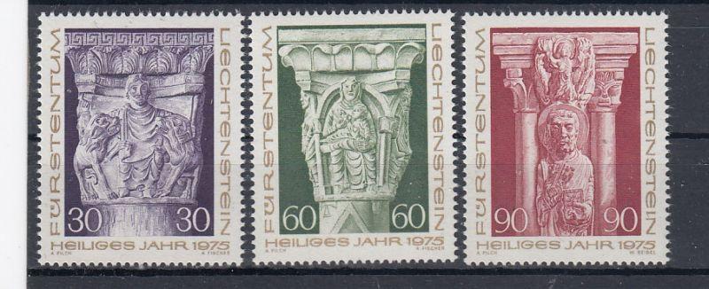 Liechtenstein Mi.-Nr.:  639/41  postfrisch