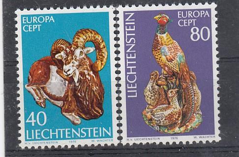 Liechtenstein Mi.-Nr.:  642/43  postfrisch